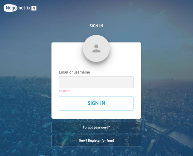 Cloud-based platform allows users to log in from anywhere